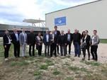 Regionalbeirat besichtigt gefördertes Projekt
