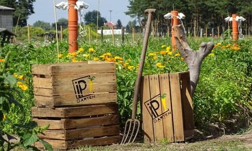 Der IPGarten im Havelberger Ortsteil Warnau (Foto: IPGarten GmbH)