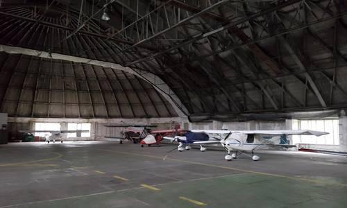 Hangar Stendal ©Björn Gäde