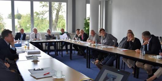 Sitzung des Regionalbeirates am 11.09.2017 in Stendal (Foto: Sibylle Paetow)