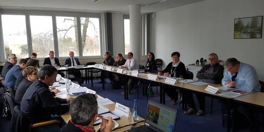 Sitzung Regionalbeirat