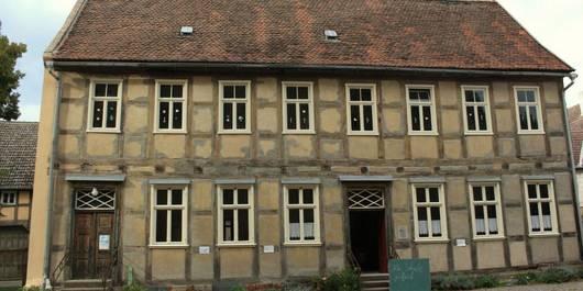 Werben Alte Schule Foto Werner Eifrig