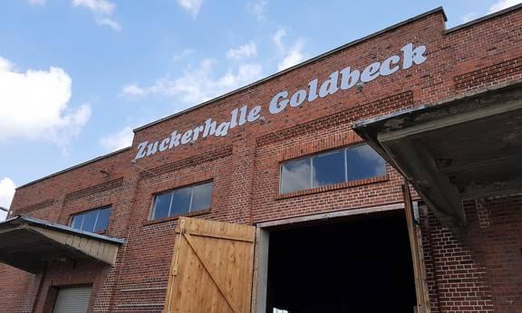 Zuckerhalle Goldbeck (Foto: Björn Gäde)