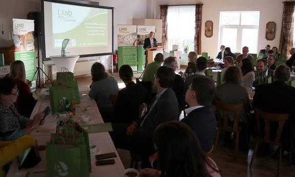 Aktuell Abschlusskonferenz Barsberge ©Björn Gäde